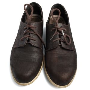 Naot Lace up Casual Career Brown Oxford St…